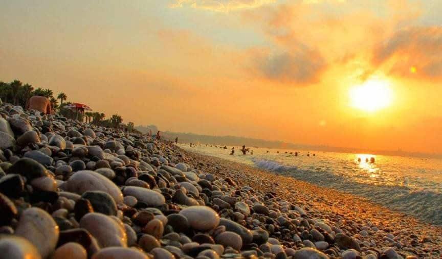 Antalya Plajı, Konyaaltı Plajı