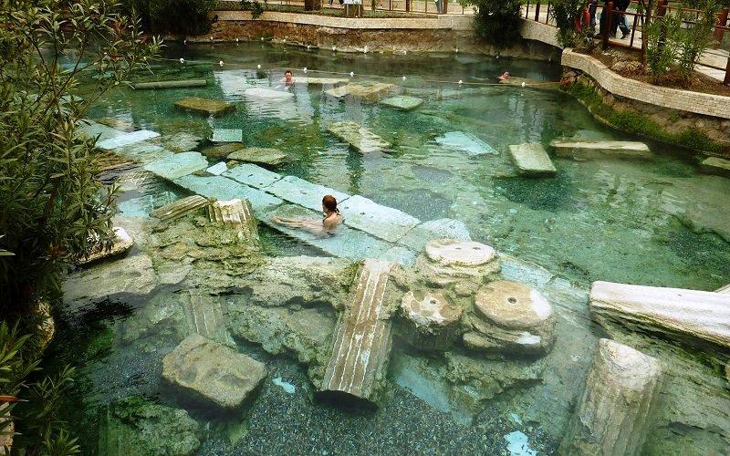 Akköy Gölemezli Çamur Kaplıcaları - Denizli