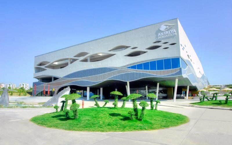 Antalya Akvaryum da gezmek istermisiniz ?