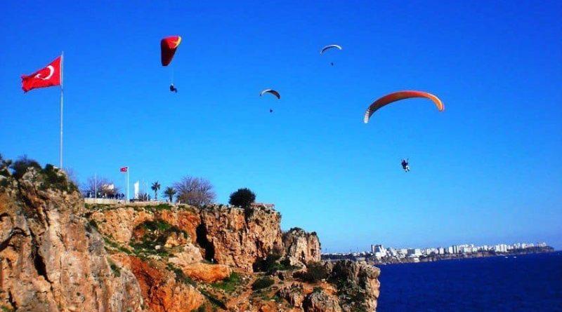 Antalya Yamaç Paraşütü