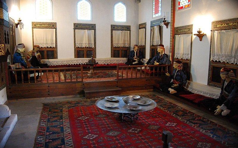 Taş Oda Etnografya Müzesi Burdur