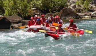 Dalaman Çayı Rafting 1