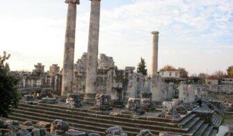 Datça Apollon Tapınağı 1