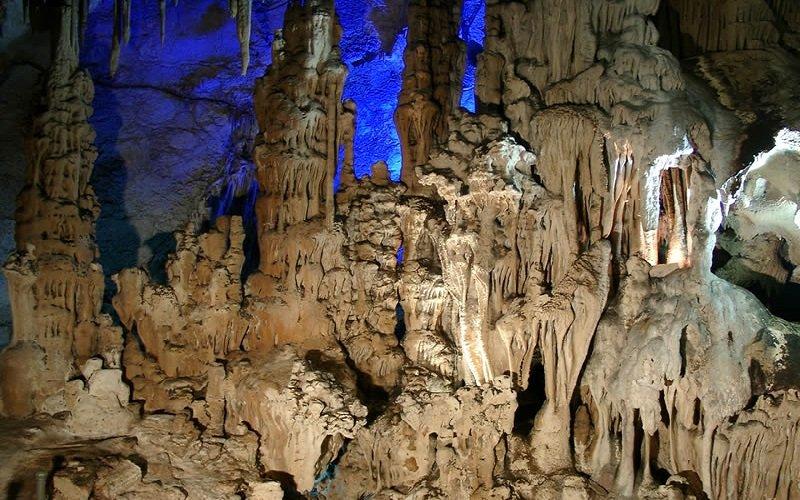 Keloğlan Mağarası - Denizli