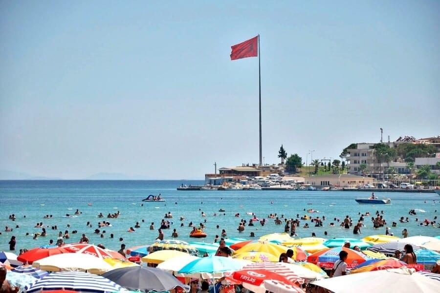 Didim Altınkum Plajı 5