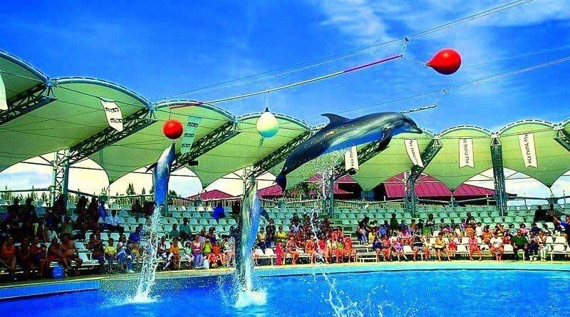Antalya Aqualand Dolphinland 1
