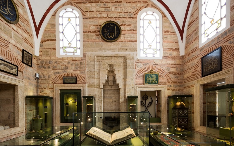 Türk İslam Eserleri Müzesi - Edirne
