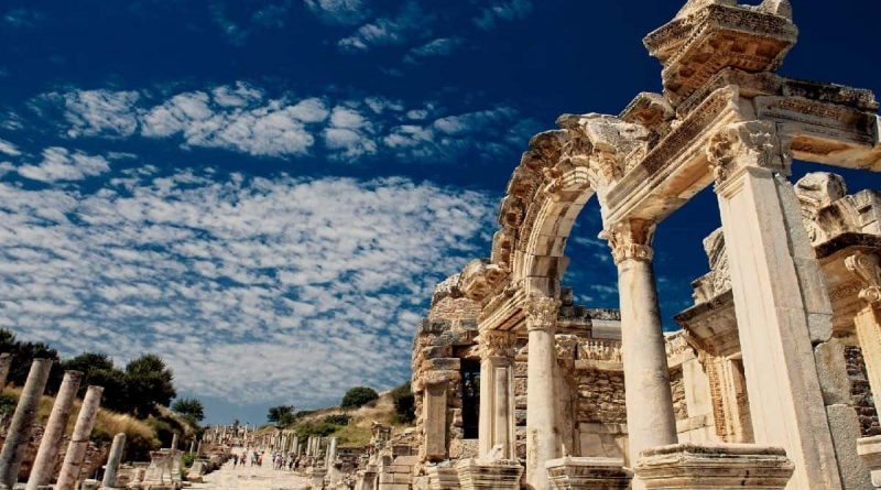 Efes Harabeleri 1