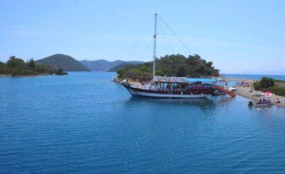 Fethiye 12 Adalar Tekne Turu 1