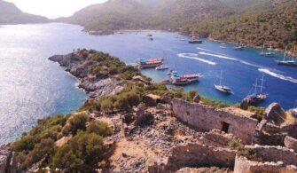 Fethiye-Gemiler-Adasi-Aya-Nicolas