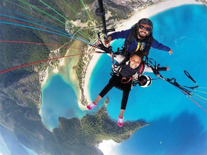 Fethiye Ölüdeniz Paragliding