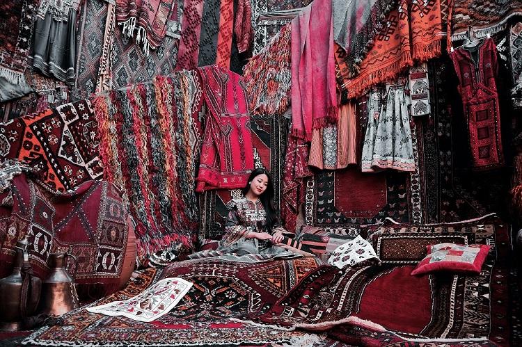 İstanbul'un tarihi yapisi