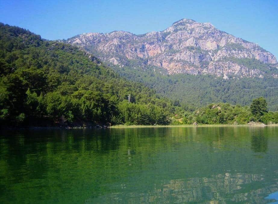 Köyceğiz Gölü 6