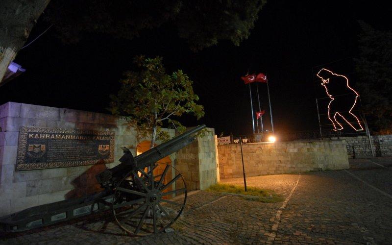 Tarihi Kahramanmaraş Kalesi