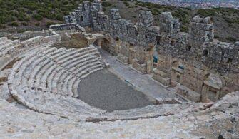 Kibyra Antik Kenti 1