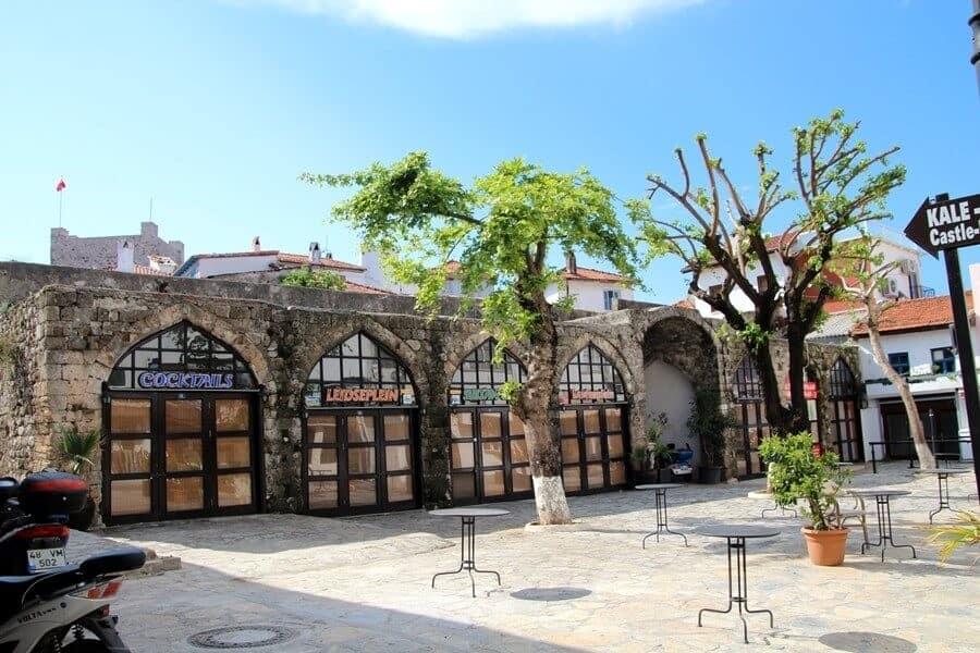 Marmaris Hafsa Sultan Kervansarayı 2
