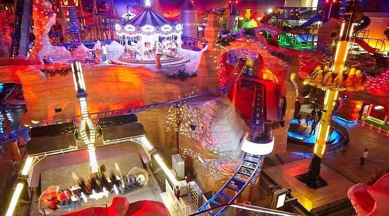 Moipark Eğlence Merkezi İstanbul