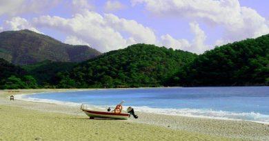 Datça Ovabükü Plajı 5