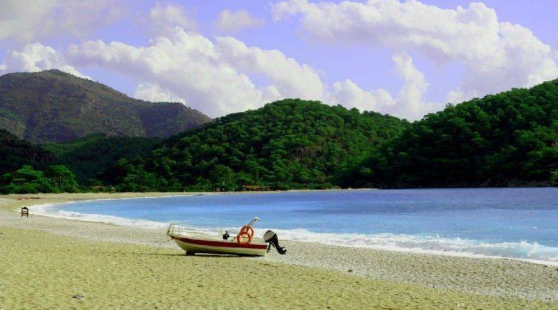 Datça Ovabükü Plajı 1