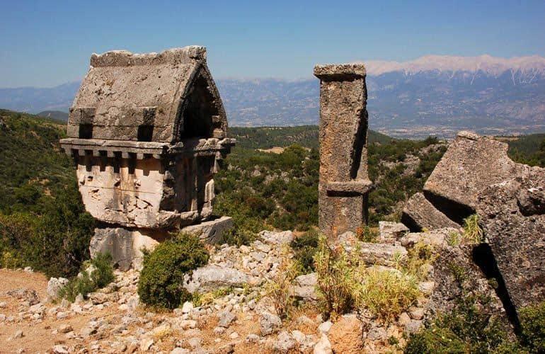 Pınara Antik Kenti 2
