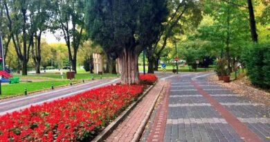 Reşat Oyal Kültür Parkı Bursa