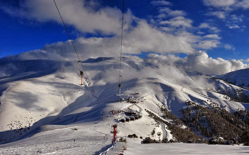 Güneykaya Kayak Merkezi Ağrı
