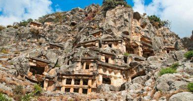 Myra Demre Antik Şehri 2
