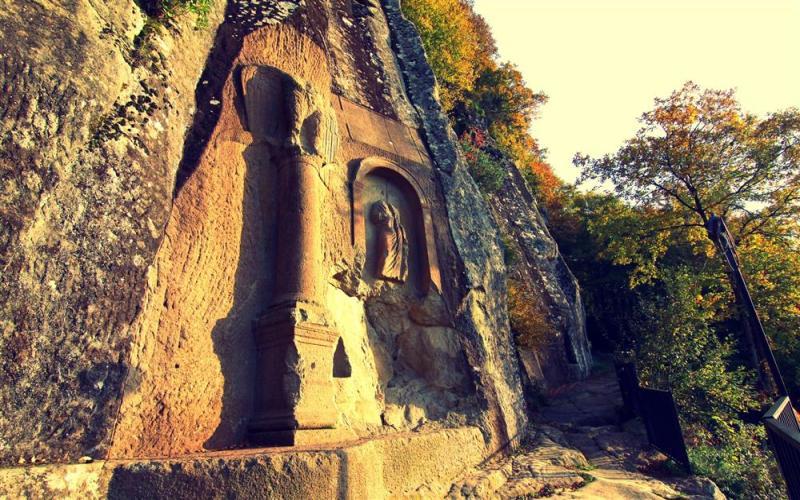 Kuş Kayası Yol Anıtı Bartın