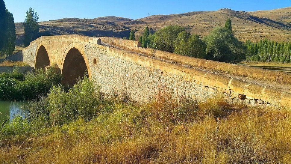 Korgan Köprüsü Bayburt