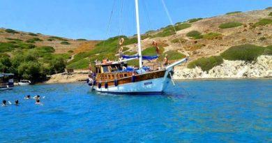 Bodrum Günlük Tekne Turu