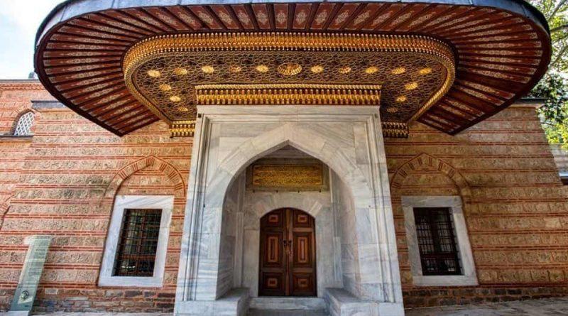 Tarihi Muradiye Camii ve Külliyesi 3