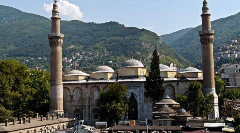 Bursa Ulu Camii Hakkında Bilgi 6