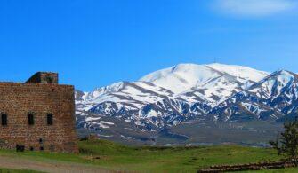Doğu Anadolu'da Kışın Gezilecek Yerler