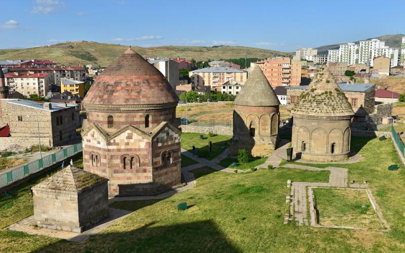 Üç Kümbetler Erzurum