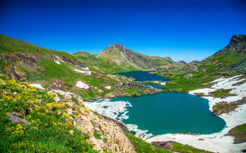 Seyithan Gölü Hakkari