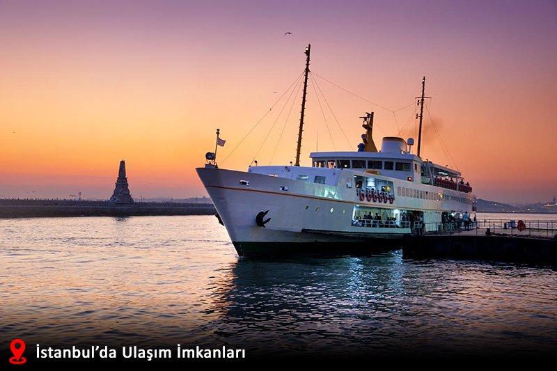 İstanbul Ulaşım Bilgileri