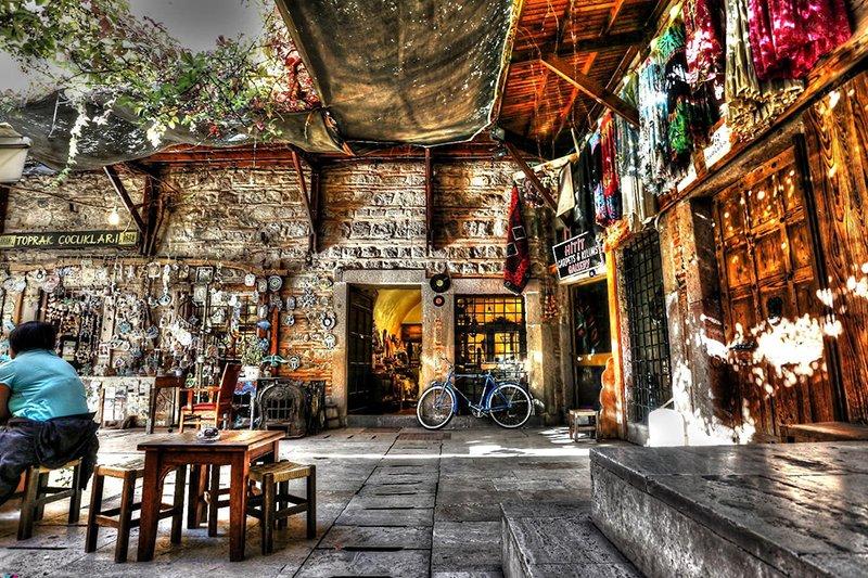 İzmir'in Turistik Yerleri
