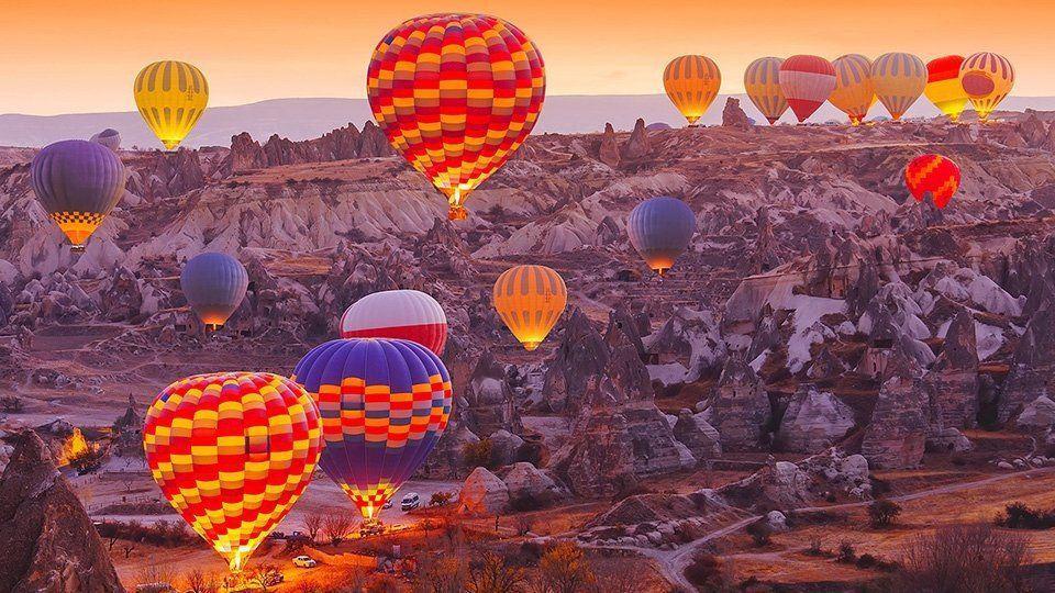 Kapadokya Balon Turu 2