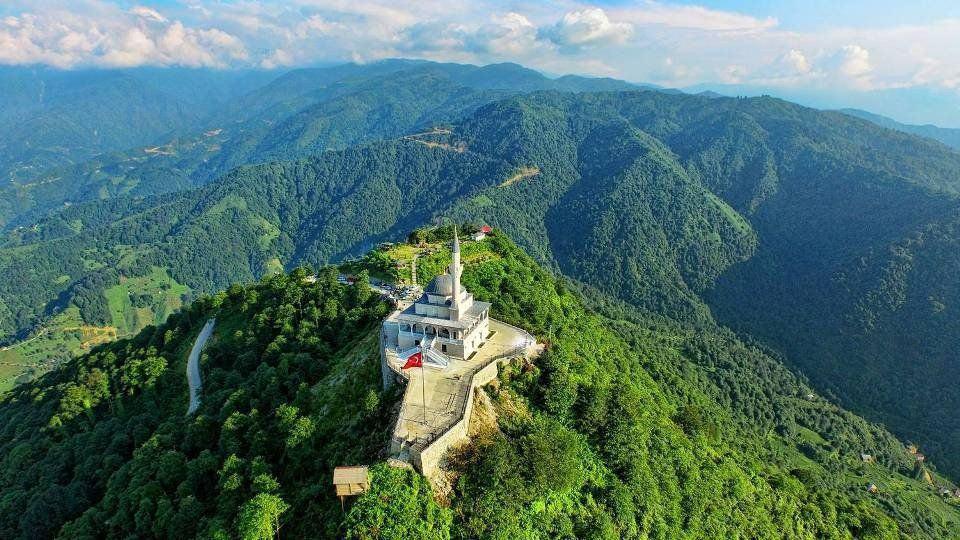 Kıble Dağı Camii 2