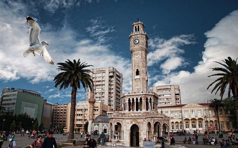 İzmir - Konak Saat Kulesi