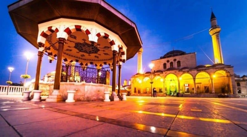Konya Selimiye Camii 1