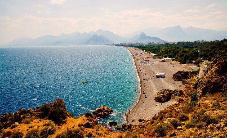 Konyaaltı Plajı 2