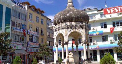 Osman Paşa Şadırvanı 3