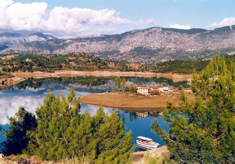 Antalya Oymapınar Gölü 2