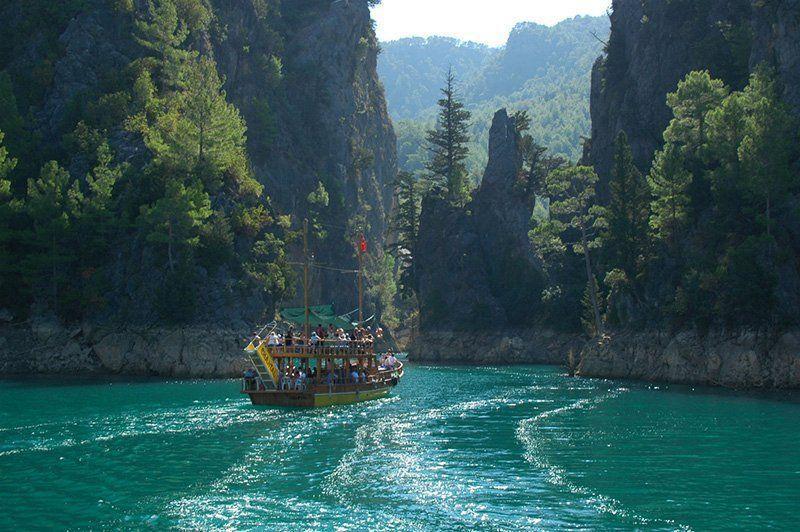 Antalya Oymapınar Gölü 4