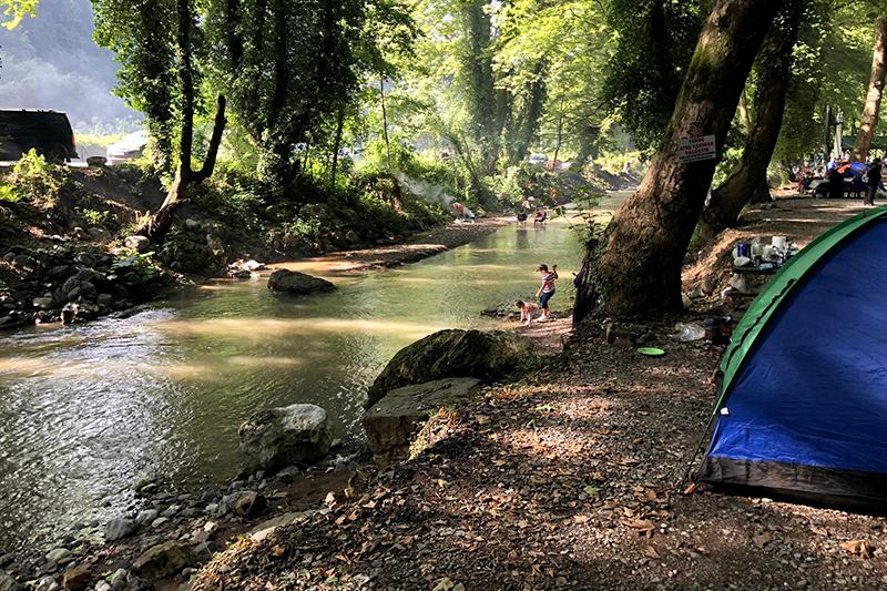 Türkiye'de Kamp Yapılacak Yerler 136