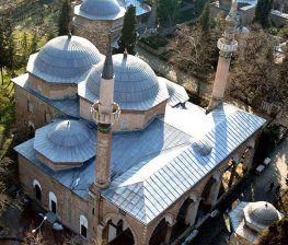 tarihi muradiye camii ve külliyesi