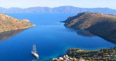 Marmaris Loryma Antik Kenti 6