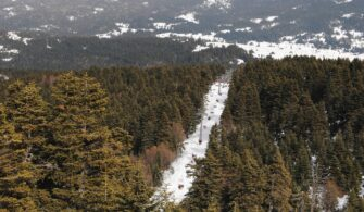 Türkiye'de Kışın Tatil Yapılacak Yerler